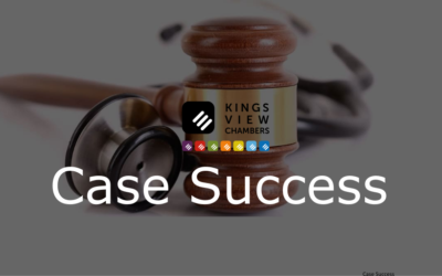 Kings View's client achieves full HCPC registration